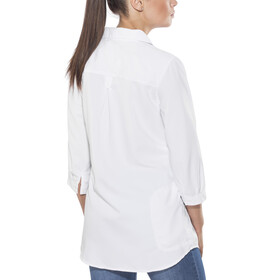 Royal Robbins Bug Barrier Expedition Tunic Women White